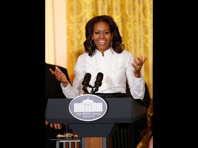 First Lady Michelle Obama,