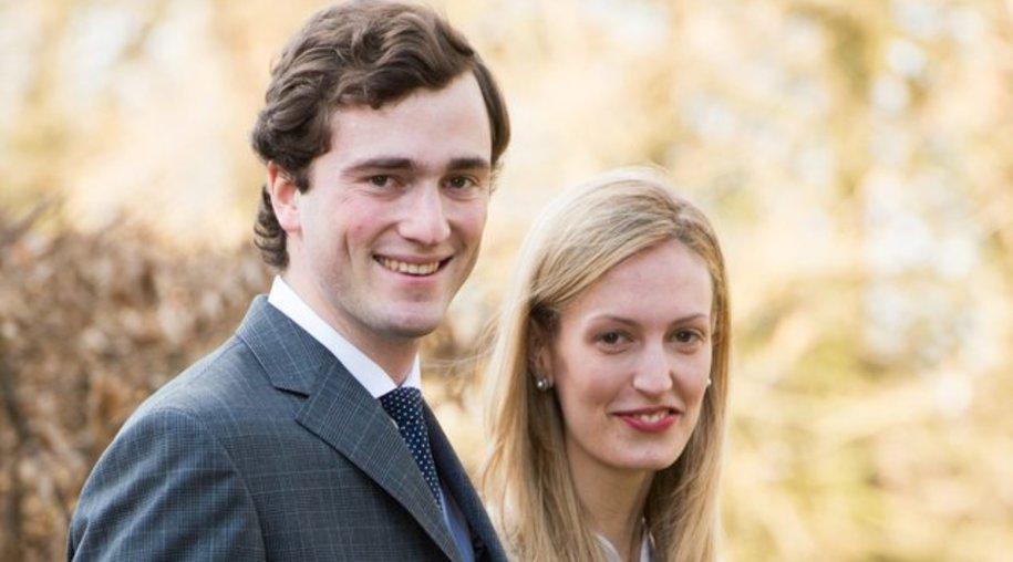 Prinz Amedeo und Elisabetta Maria Rosboch von Wolkenstein freuen sich über Nachwuchs.