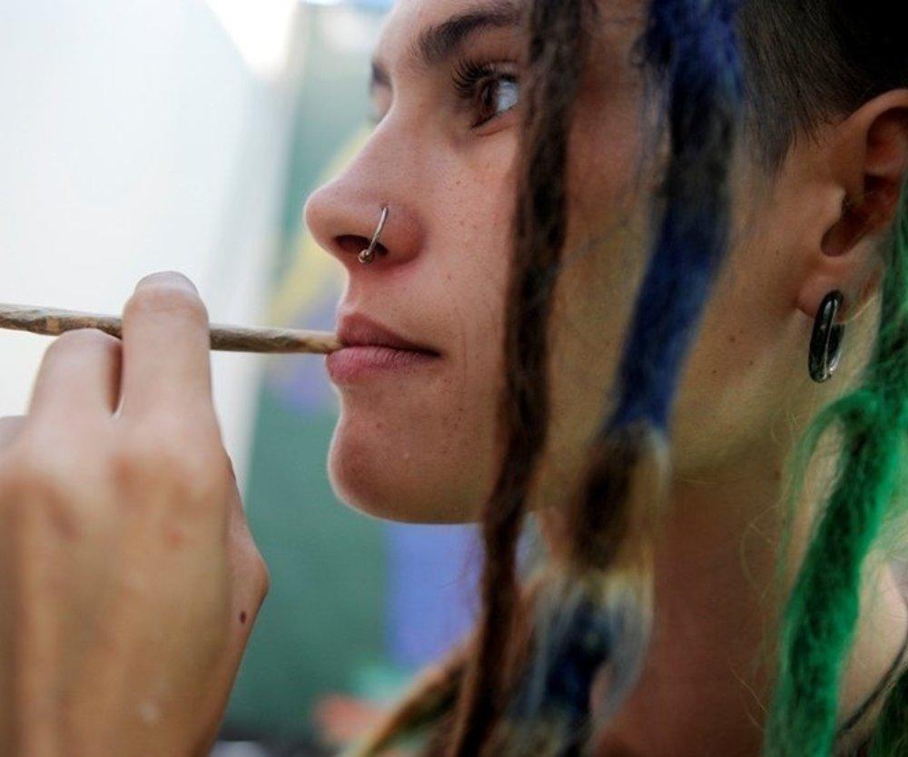 Cannabis führt ins Krankenhaus