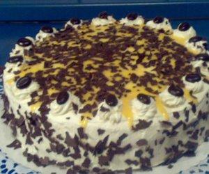 Eierlikör-Torte mit VERPOORTEN ORIGINAL Eierlikör