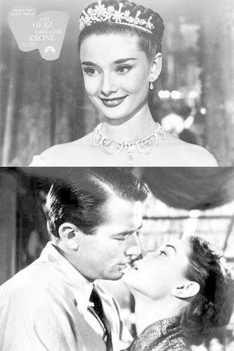 Ein herz und eine Krone mit Audrey Hepburn