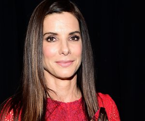 LOS ANGELES, CA - JANUARY 06: Actress Sandra Bullock, winner of the award for Favorite Movie Actress, attends the People's Choice Awards 2016 at Microsoft Theater on January 6, 2016 in Los Angeles, California. (Photo by Frazer Harrison/Getty Images for The People's Choice Awards)