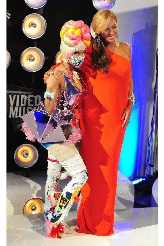 Beyonce und Nicki Minaj machen gemeinsame Sache