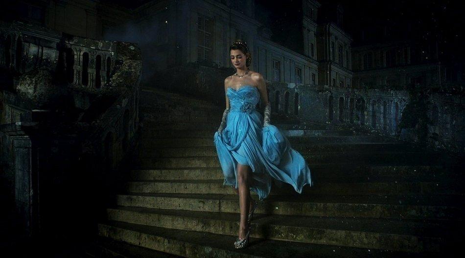 Christian Louboutin entwirft Cinderella High-Heels