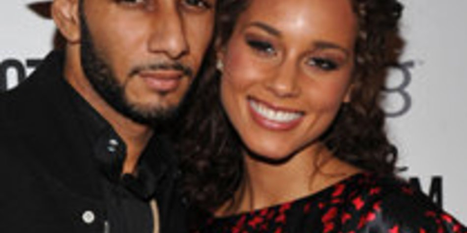 Alicia Keys geht wieder feiern