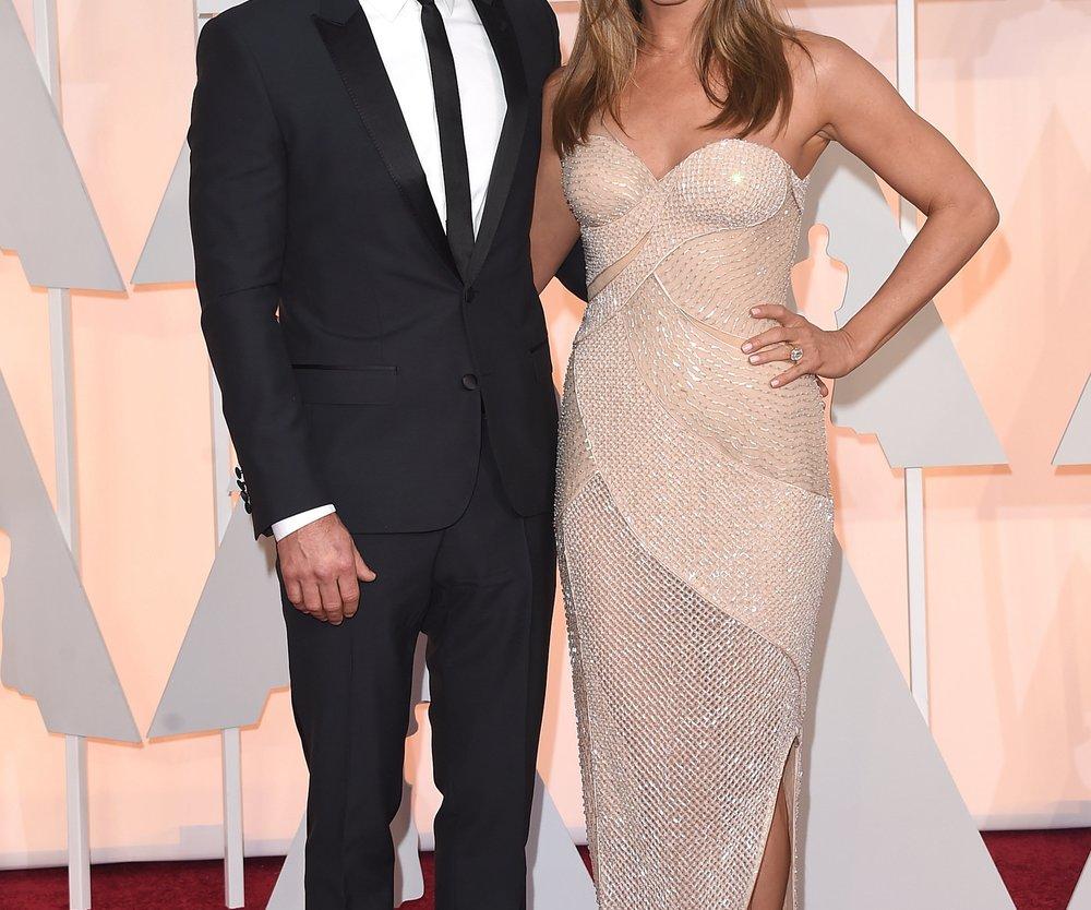 Jennifer Aniston und Justin Theroux haben geheiratet!