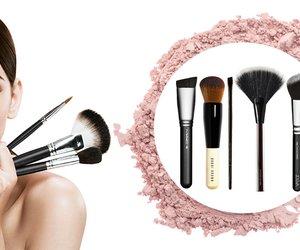 kabuki pinsel so verwenden sie das hilfreiche make up. Black Bedroom Furniture Sets. Home Design Ideas