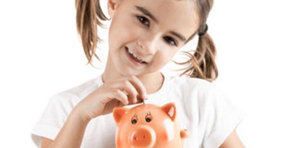Kinder brauchen Taschengeld