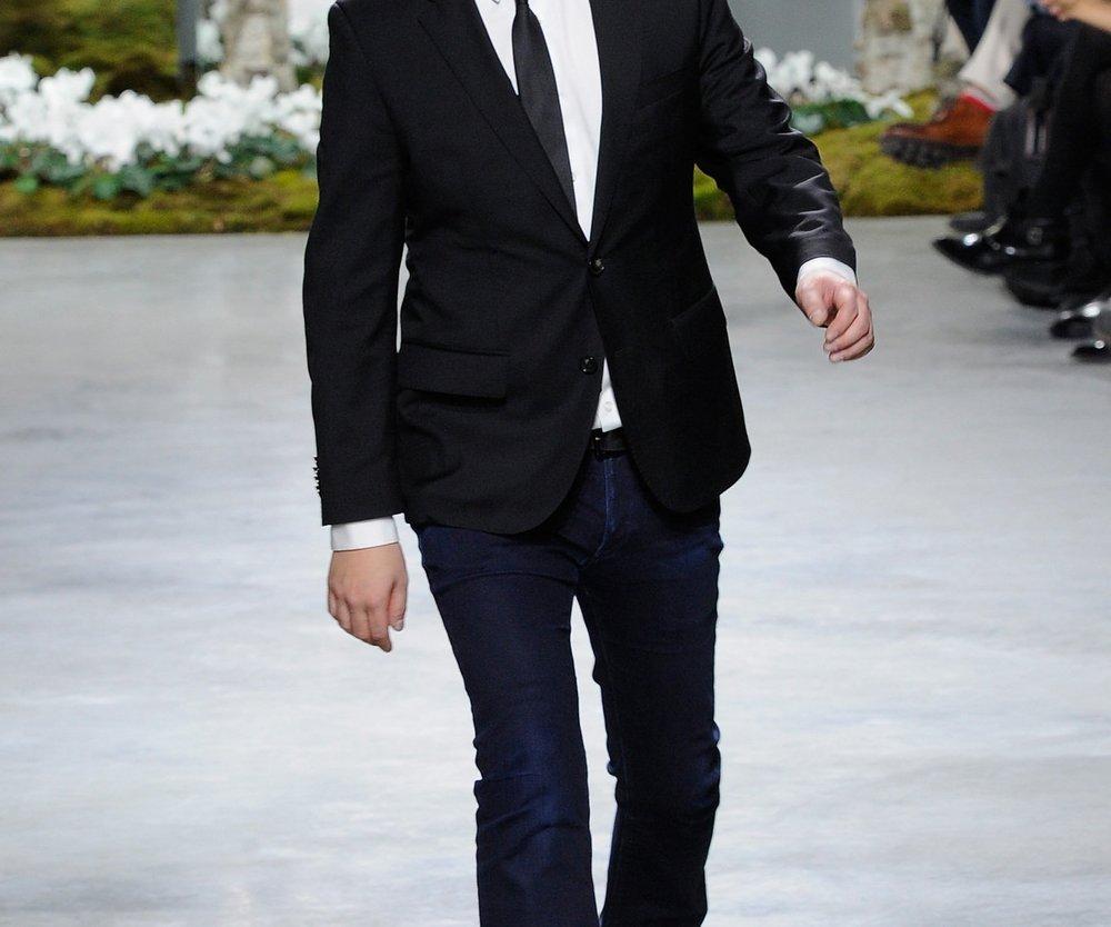 New York Fashion Week: Boss unter neuer Federführung