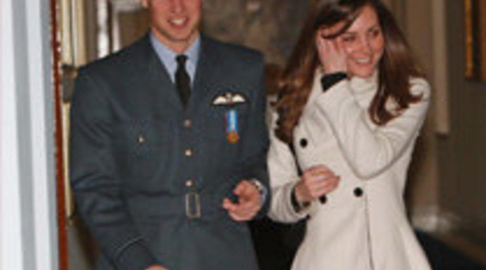 Prinz William: Hochzeit im Jahr 2012?