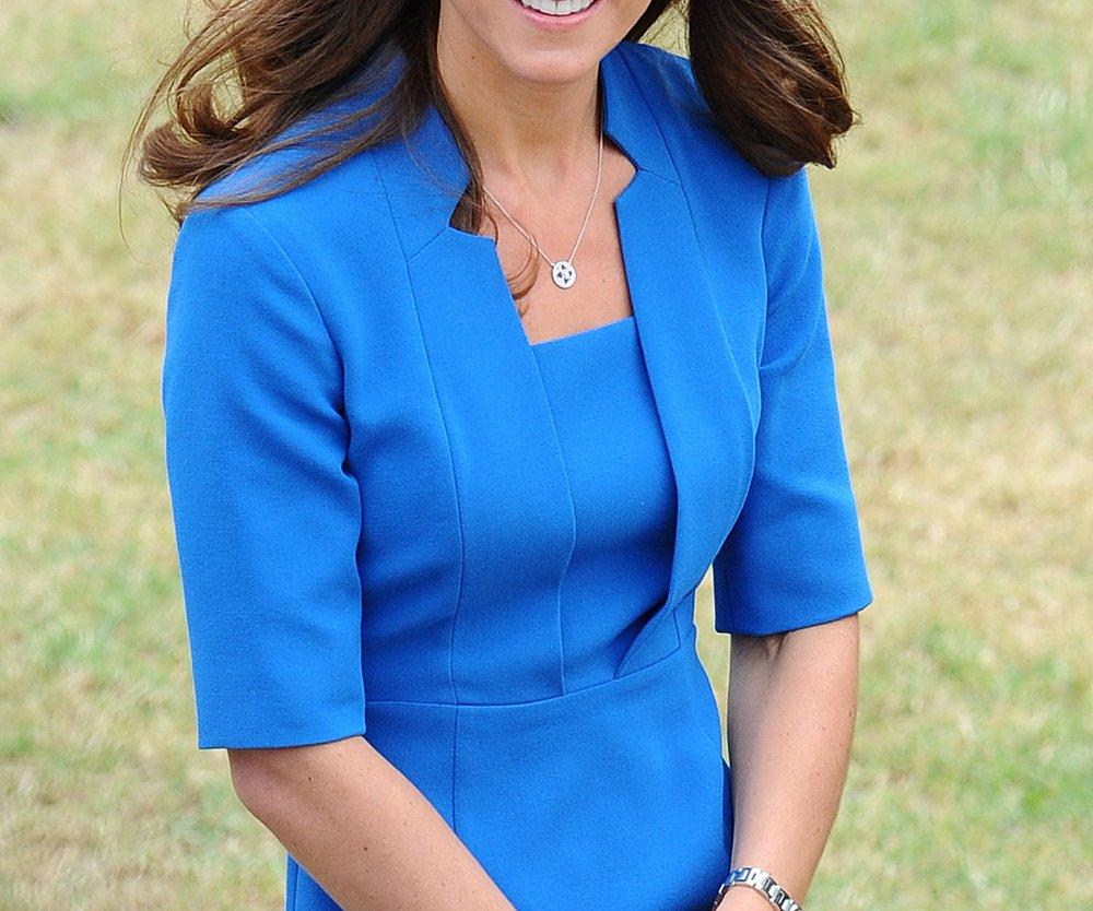 Kate Middleton: Bekommen wir heute ihren Babybauch zu sehen?