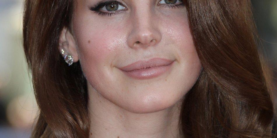 Lana Del Rey: Mit 14 war sie Alkoholikerin