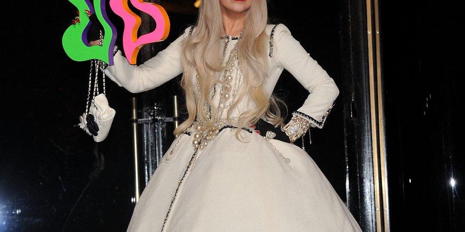 Lady Gaga meistert ersten Auftritt nach Hüftoperation