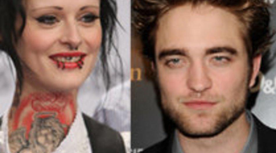 Robert Pattinson nicht sexy?