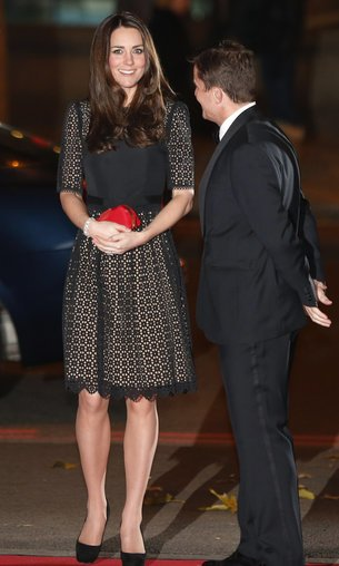 Kate Middleton beim SportsAid Gala Dinner