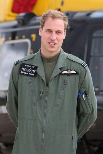 Prinz William wird König von England werden