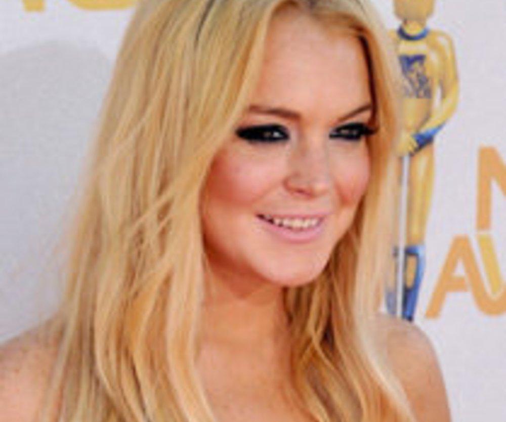 Lindsay Lohan: Sponsert PETA den Entzug?