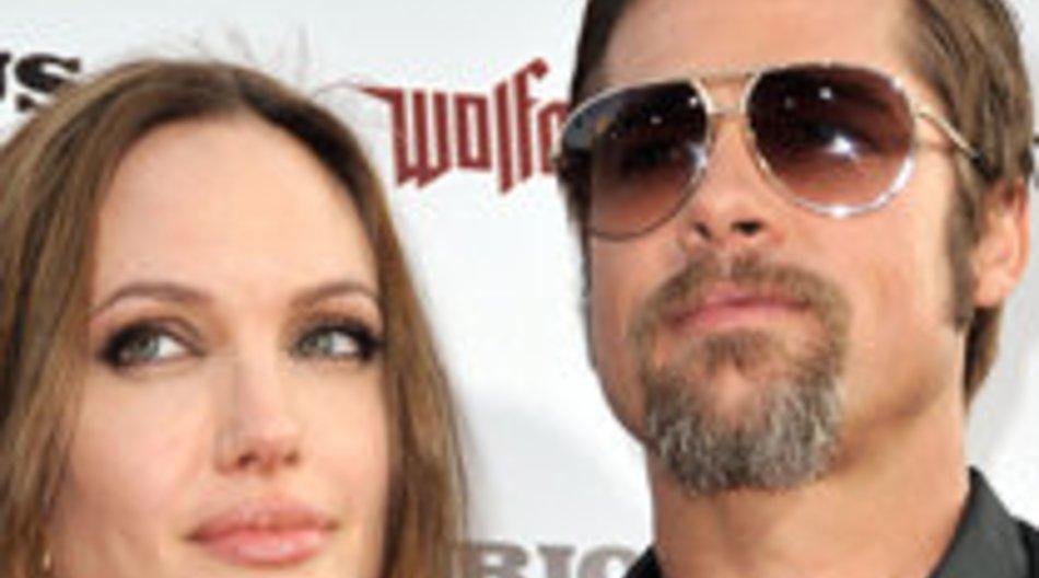 Brad Pitt und Angelina Jolie: Spendenmarathon