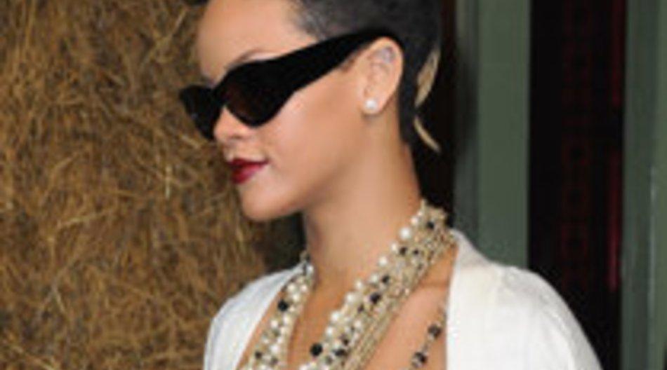 Rihanna: Frisuren-Schreck