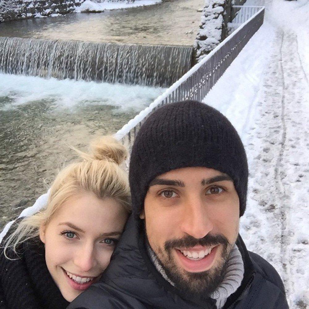Lena Gercke: Süßer Geburtstagsgruß von ihrem Sami!