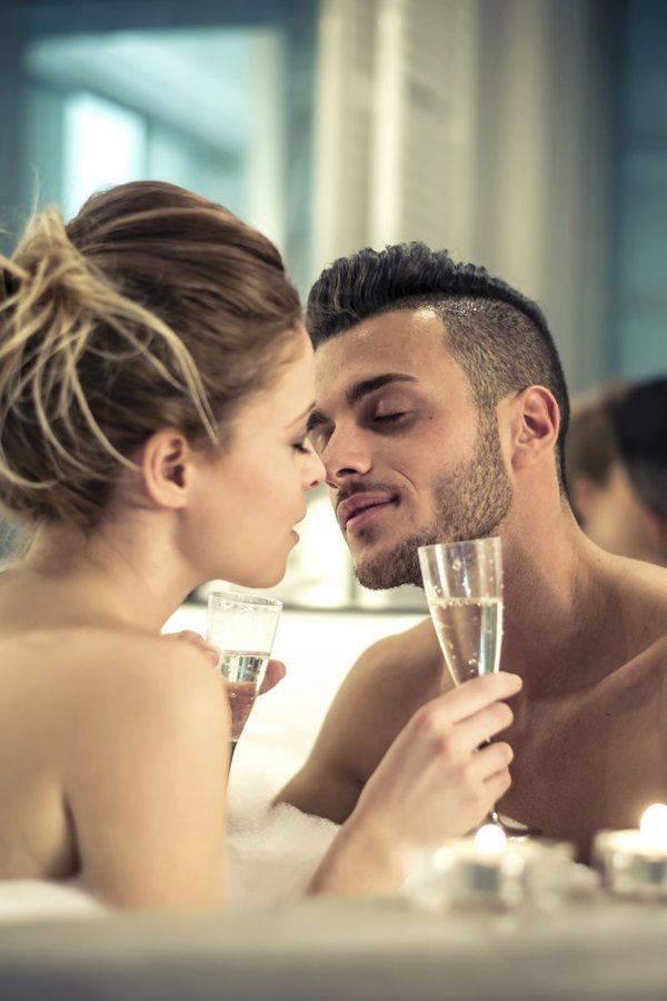 Гњberraschung Sex nach der Massage