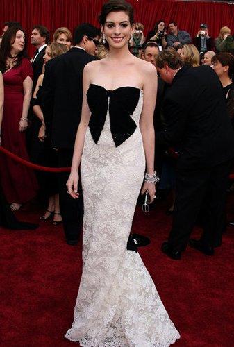 Abendkleider: Anne Hathaway