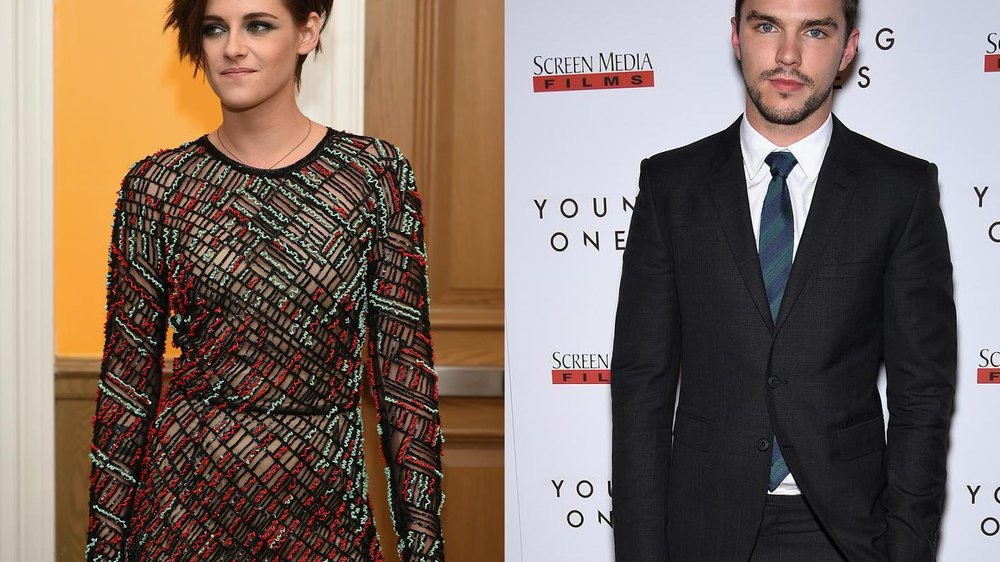 Kristen Stewart: Nicholas Hoult scherzt über Sex-Szenen