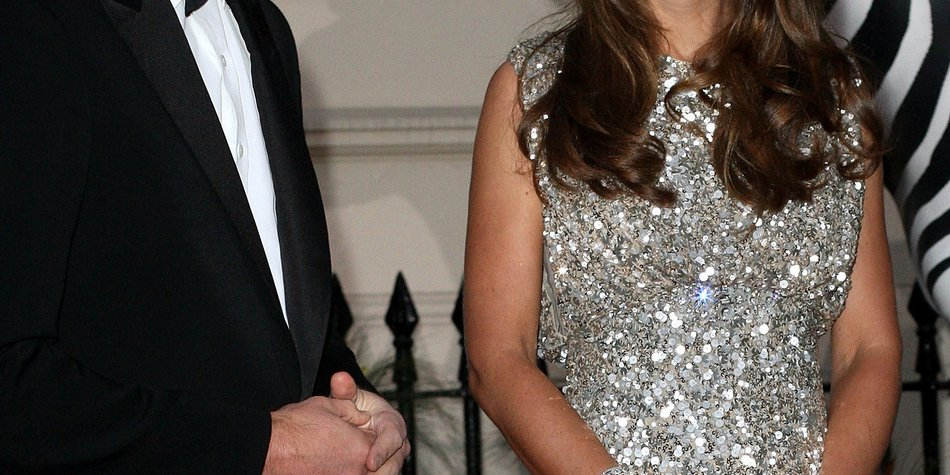 Kate Middleton lädt zum Rockkonzert
