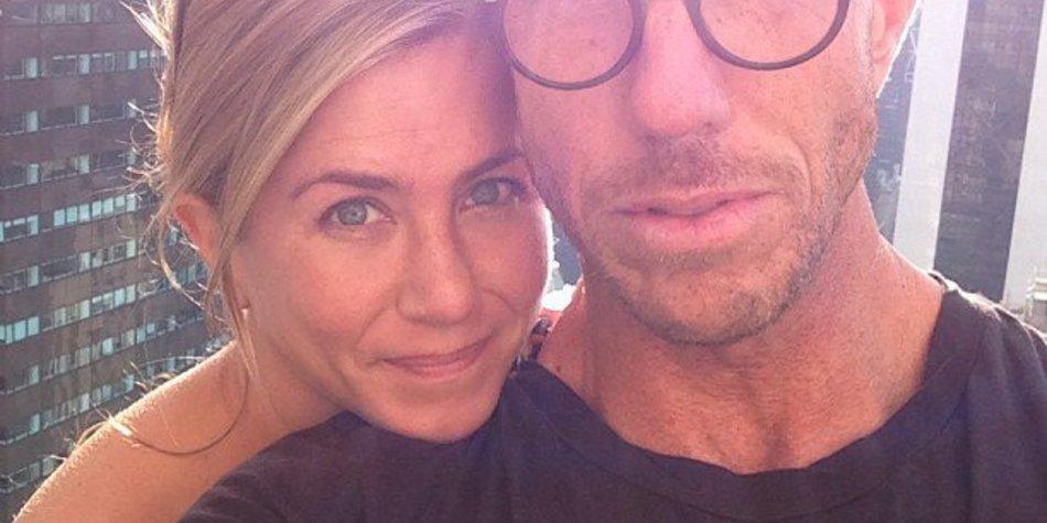 Jennifer Aniston: So sieht sie ohne Make-up aus!