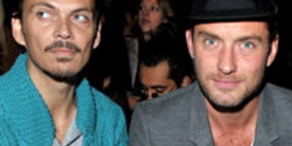 Jude Law: Fan von Sienna Millers Mode