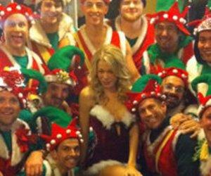 LeAnn Rimes: Sexy Weihnachtsgrüße