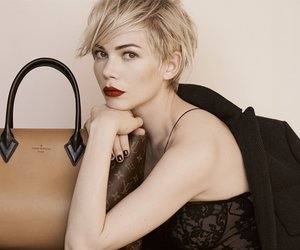 The Beauty and the Bag: Michelle Williams für Louis Vuitton
