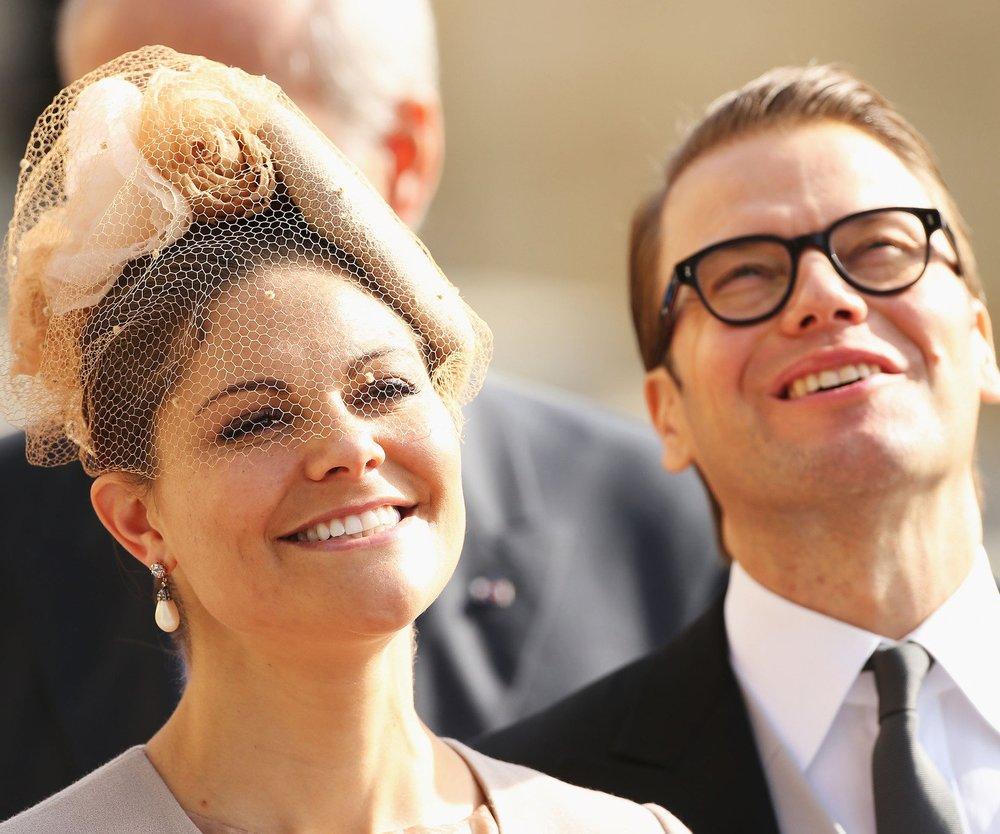 Victoria von Schweden: Prinz Daniel besucht krankes Mädchen
