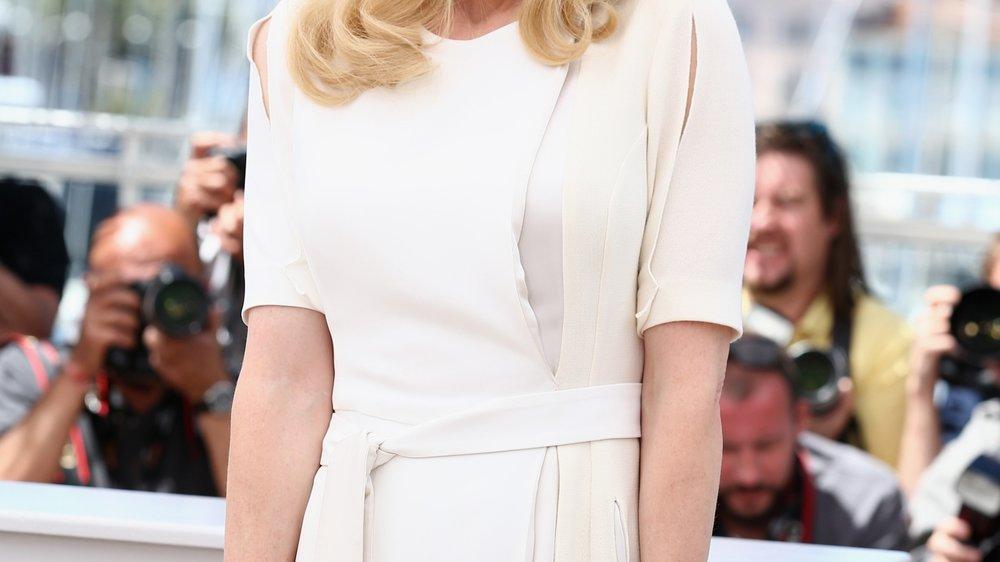 Filmfestspiele Cannes: Nicole Kidman bringt Hollywood-Glamour