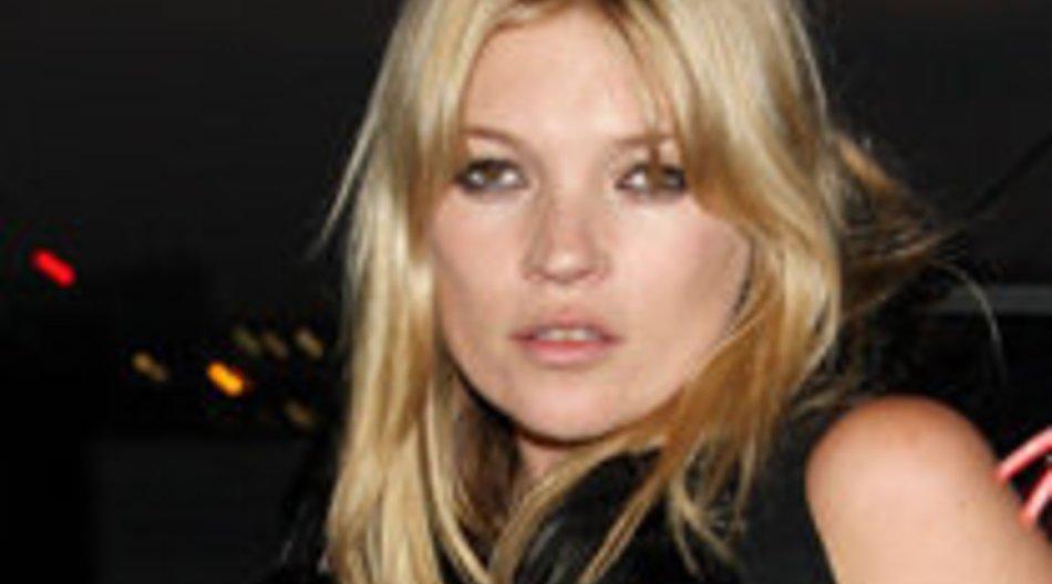 Kate Moss plant Schauspielkarriere
