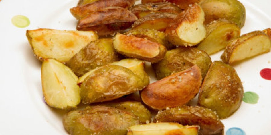 Ofenkartoffeln Rosmarin
