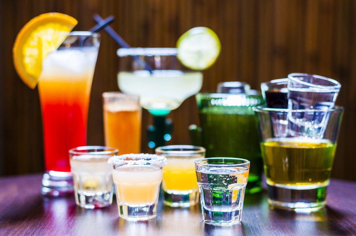 Die besten Sauf- und Trinkspiele