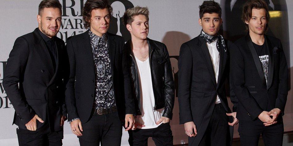 One Direction: Ihr Diss gegen Justin hat mit Selena Gomez zu tun