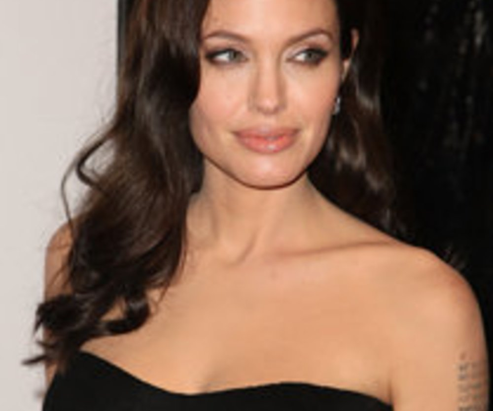 Sexiest Woman Alive 2004: Angelina Jolie