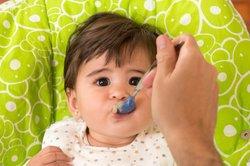 Süß ist die Bevorzugte Geschmacksrichtung aller Babys