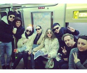Katy Perry nimmt an Silvester die U-Bahn