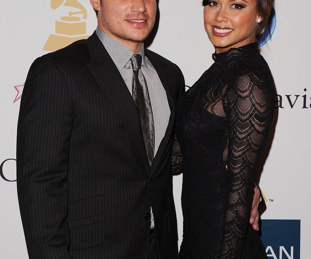Nick Lachey und Vanessa Minnillo: Vor-Hochzeitsparty in L.A.