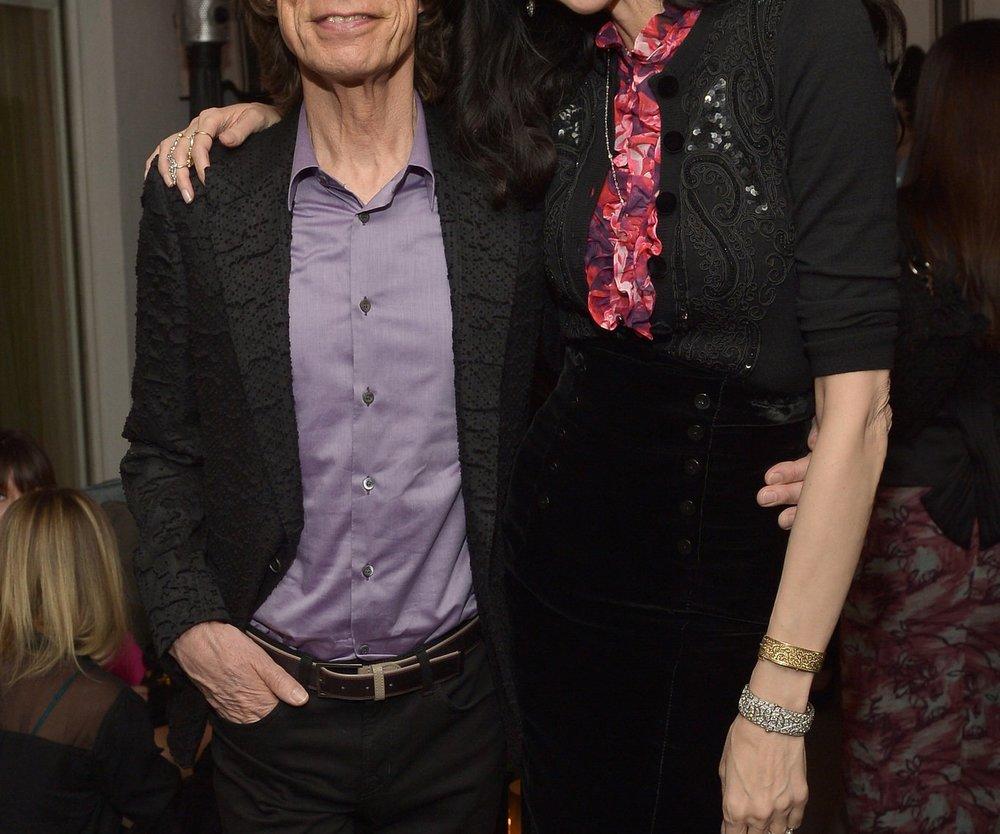 Mick Jagger: L'Wren Scott vermacht ihm 9 Millionen Dollar