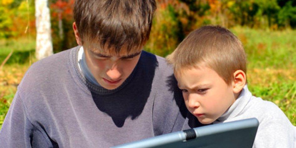 Immer mehr Computer in Schulalltag