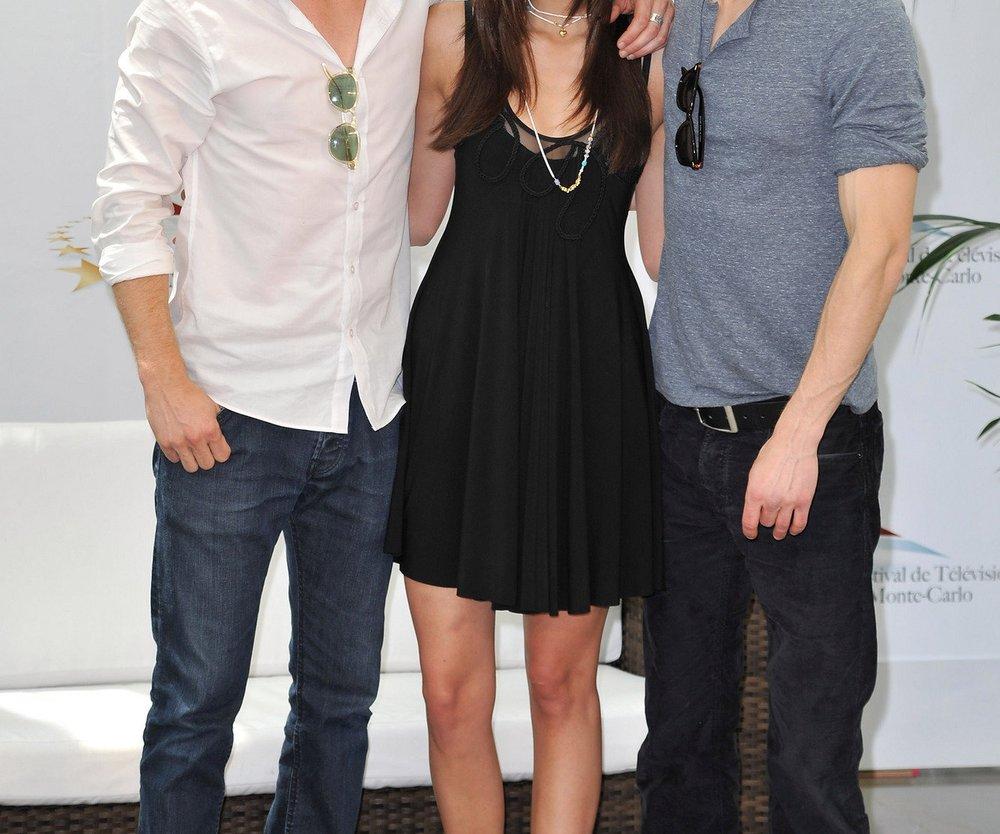Vampire Diaries Stars bereit zu kämpfen
