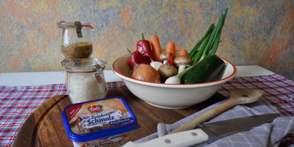Vegan kochen: Die Zutaten