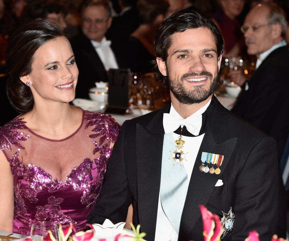 Sofia Hellqvist und Carl Philip von Schweden: Wo feiern sie Polterabend?