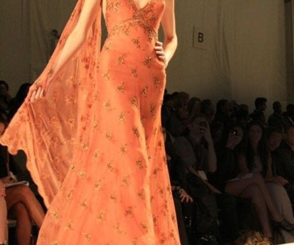 Venexiana auf der Fashion Week New York