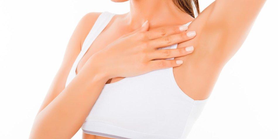 Tipps gegen Schwitzen