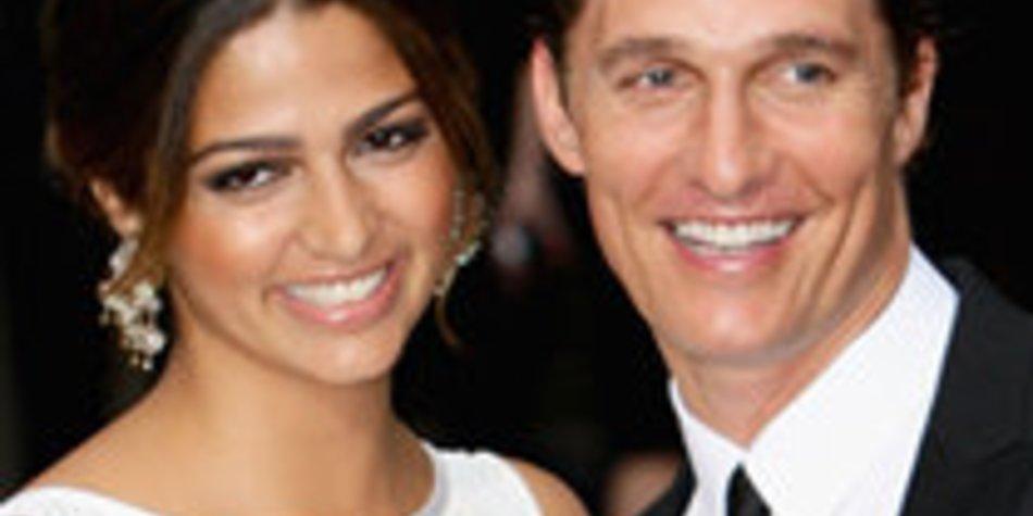Matthew McConaughey: Familienzuwachs!